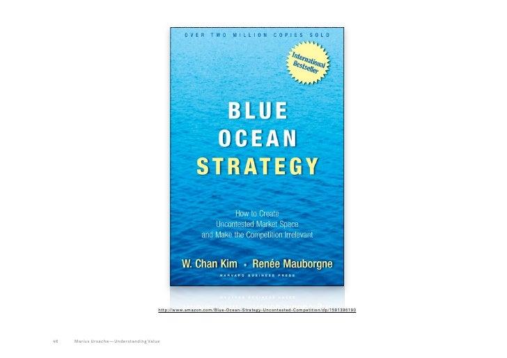 Blue Ocean StrategyEliminate              Reduce                Create                    Raise48   Marius Ursache—Underst...