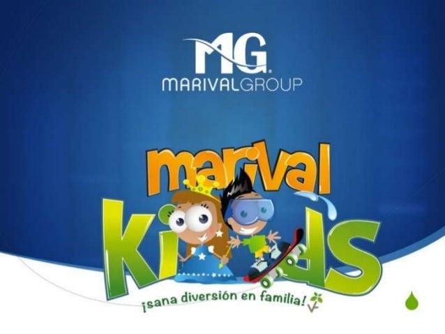 Blitz Interactivo Marival Kids