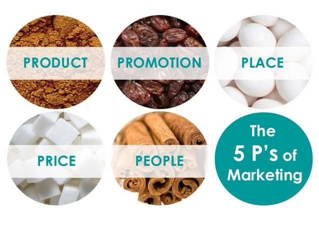 Marketing Mix and the 1st P - Promotion