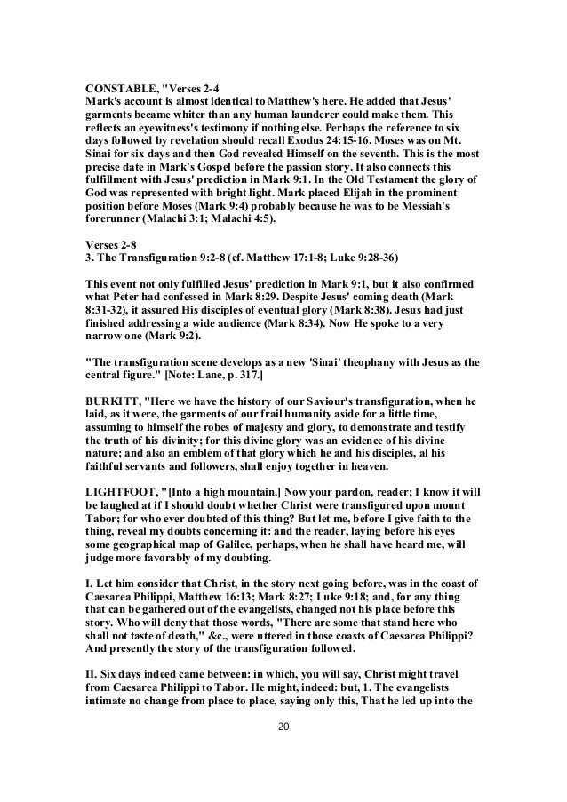 william barclay commentary on mark pdf