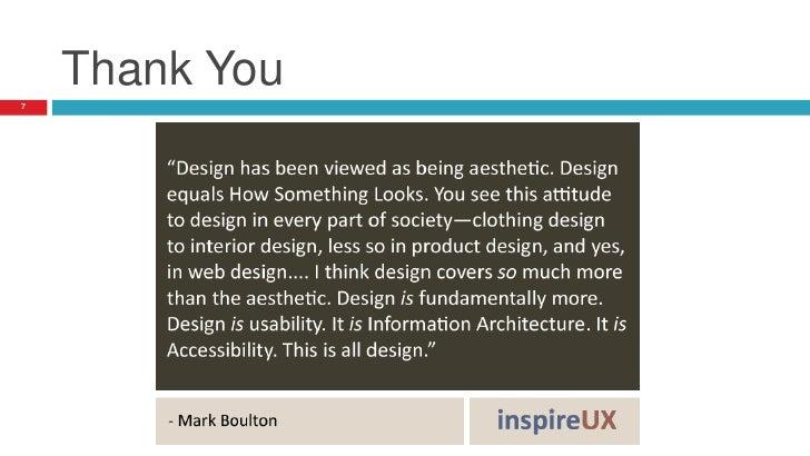 Designer Profile Mark Boulton