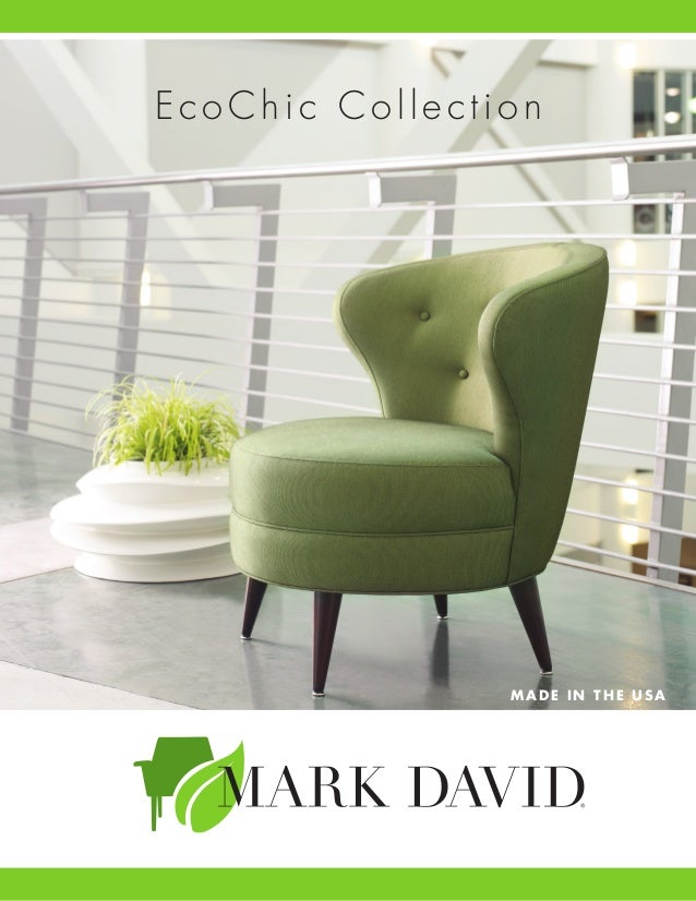 Mark David (Kohler Co.) Ecochic Collection