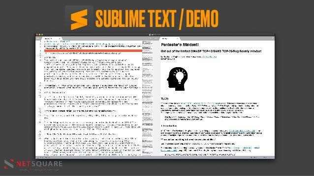 SUBLIMETEXT/DEMO