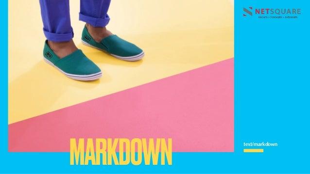 text/markdown MARKDOWN