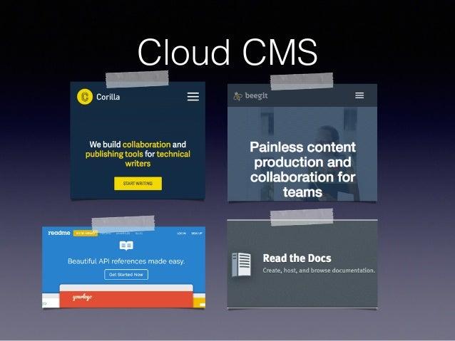 Cloud CMS