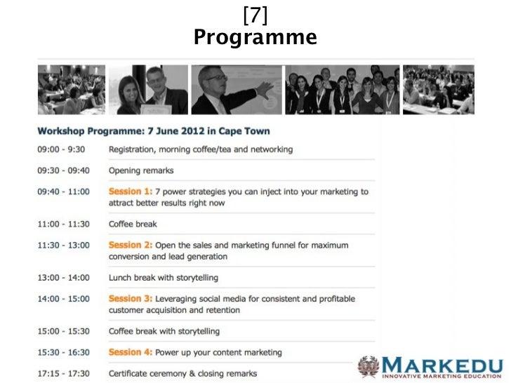 [7]Programme