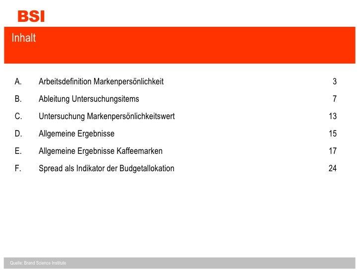 Budgetallokation auf Basis Markenpersönlichkeits- und Kaufbereitschaftsindikatoren Slide 2