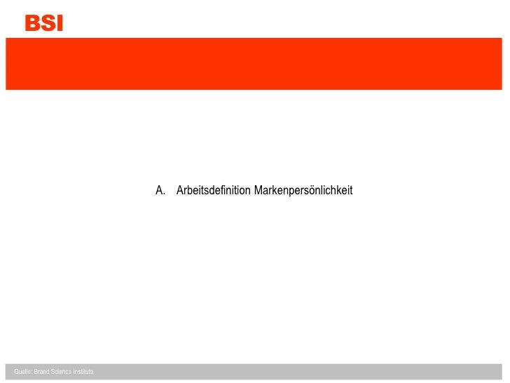 Budgetallokation auf Basis Markenpersönlichkeits- und Kaufbereitschaftsindikatoren Slide 3