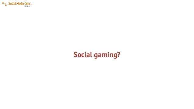 Social gaming?
