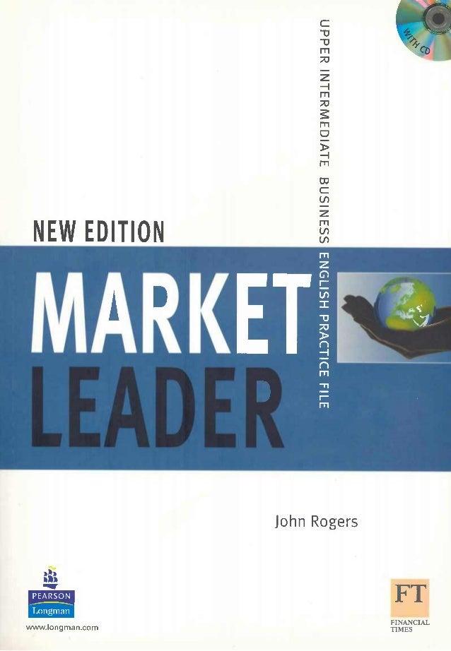 Market Leader Upper Practice File
