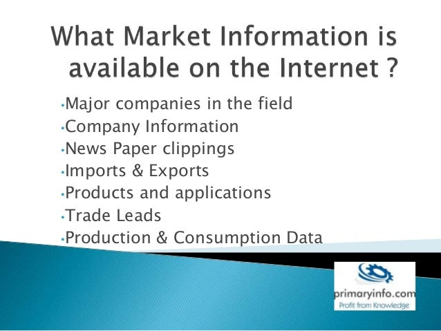 general market information example Mike's trucking service general freight trucking business plan market analysis   the largest component of the motor-carrier industry, financial information isn't.