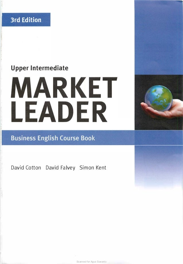 Market leader upper intermediate business english course book pdf.