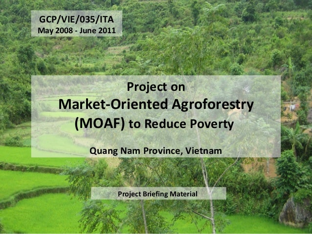 Climate and Economic Benefits of Agroforestry Systems