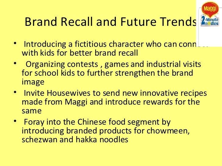 market segmentation of maggie