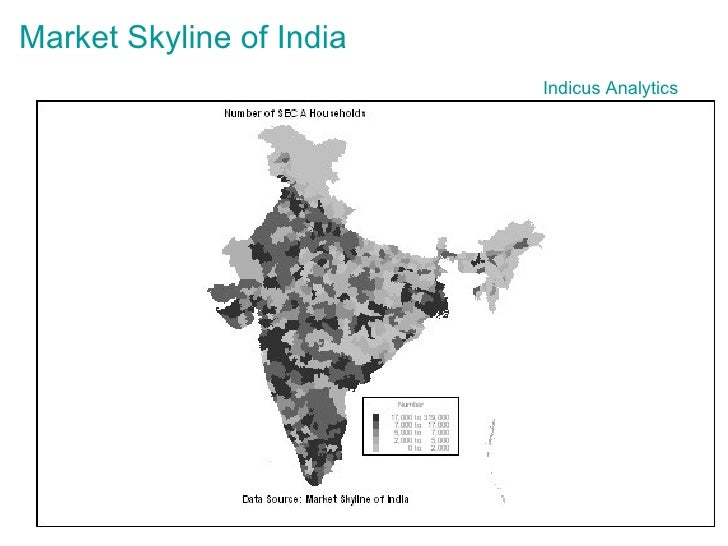 Indicus  Analytics Market Skyline of India