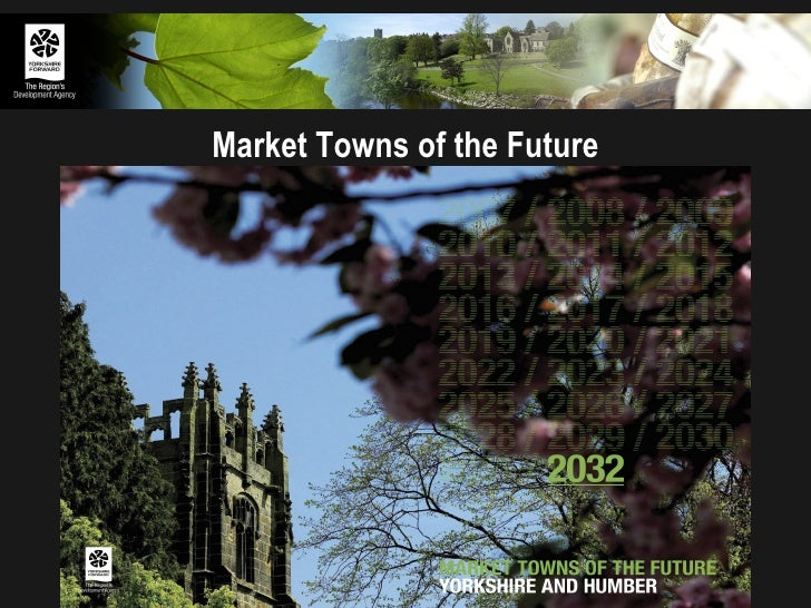 Market Towns of the Future