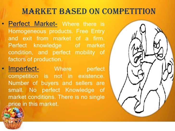 definition of perfect market in economics
