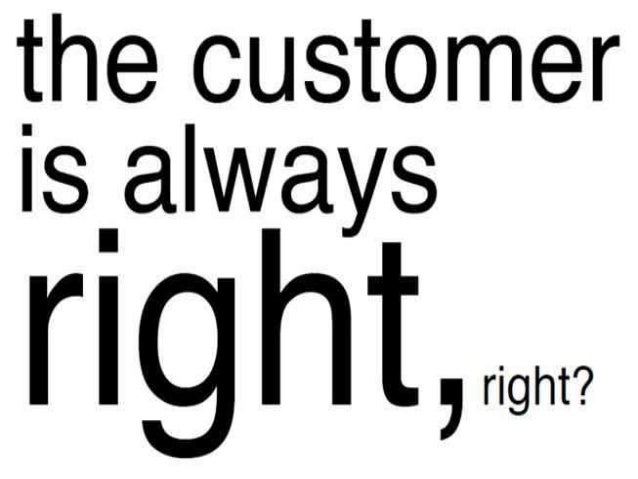 - Be truthful and follow through on what you tell the customer.- Maintain an intimate knowledge of your firm, its products...