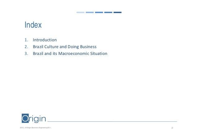 Market Analysis Brazil Slide 2