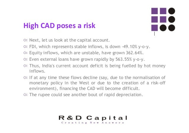 Worst of CAD probably behind us ◌ःAccording to a note from Morgan Stanley, however, the worst of CAD is probably behind us...