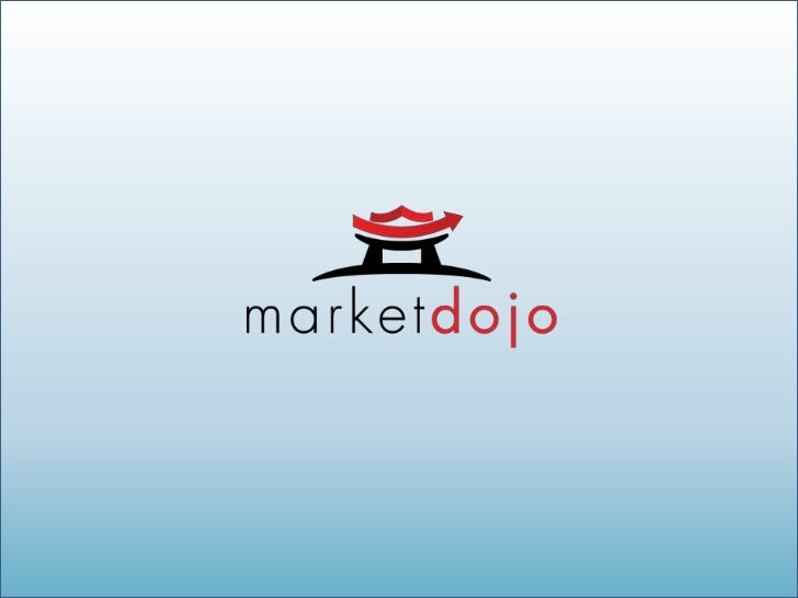 """Market Dojo - Who?  New UK company based in the South West, focusing on  procurement """"software-as-a-service""""  Founded by B..."""