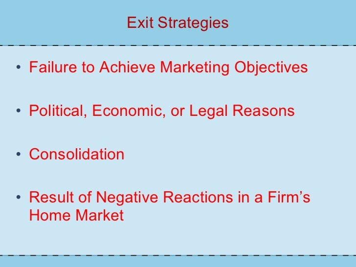 market entry strategy for entry into This presentation contains all details about various market entry strategies that a  company considers to enter into a foreign market.