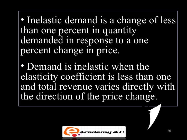 application of supply and demand concept Economists use the term demand to refer to the amount of some good or service  consumers are willing and able to purchase at each price demand is based on.