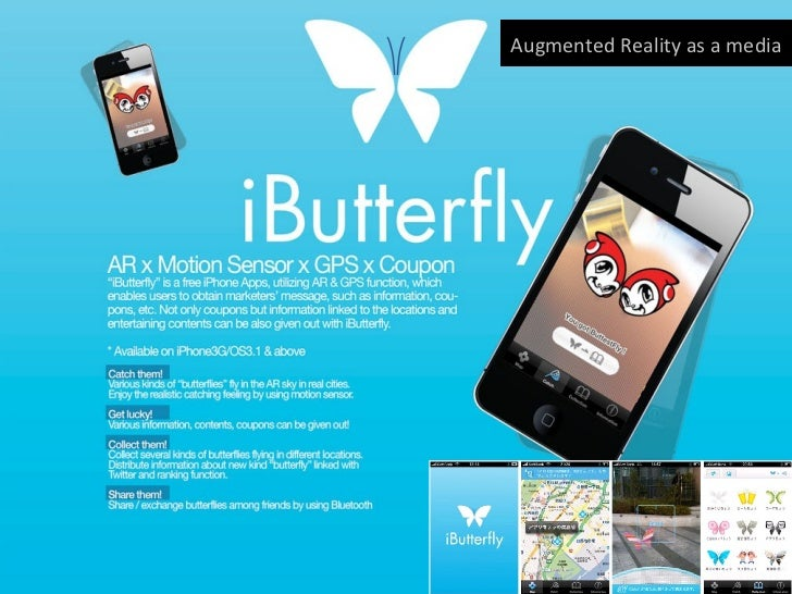 Augmented Reality for customer experience