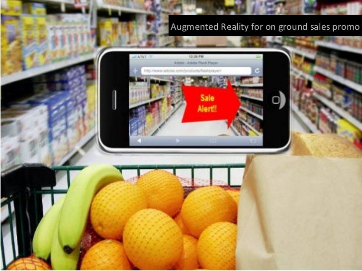 Augmented Reality for creative ads