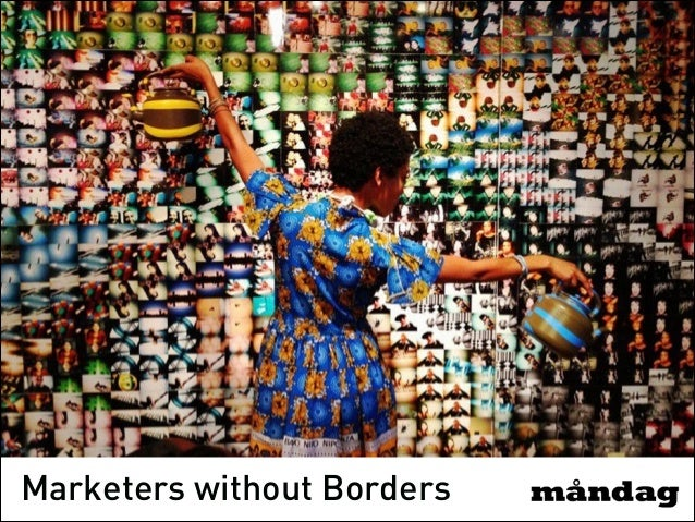 Marketers without Borders