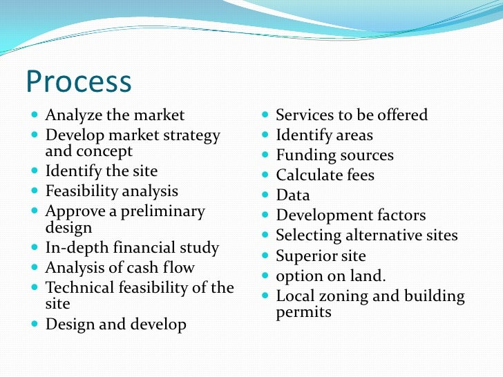 feasibility study marketing analysis Feasibility plan framework introduction a feasibility plan asks two questions of a potential venture will anyone buy the product or service.
