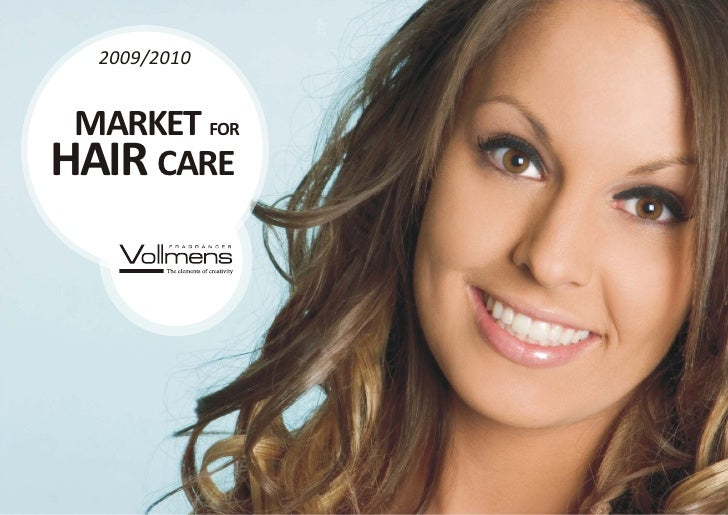2009/2010    MARKET FOR HAIR CARE