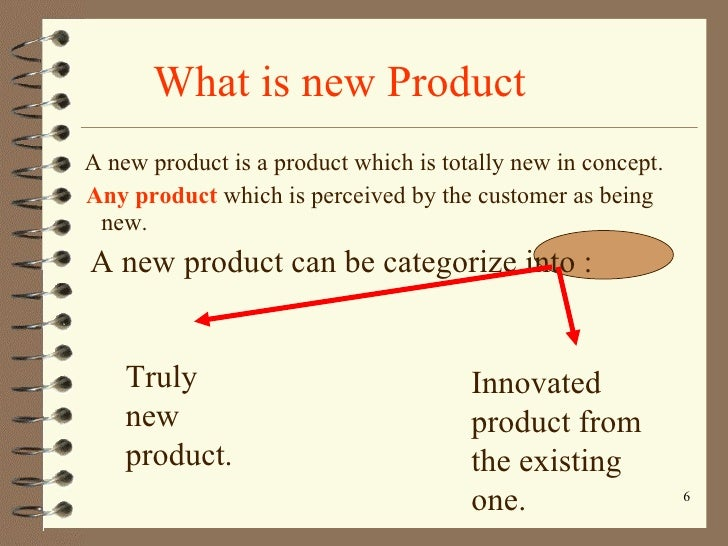 new product development 6 reasons for new product developing