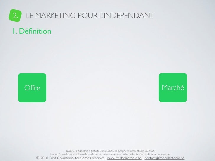 Marketing pour le porteur de projet for Porte marketing