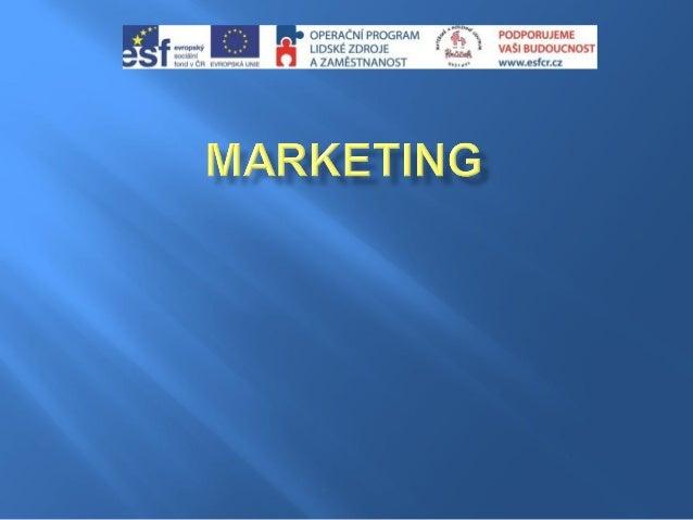 Nejdůležitější nástroj marketingového mixuTvoří podstatu firemní nabídky na trhuSlouží k uspokojování potřeb zákazníkaOvli...