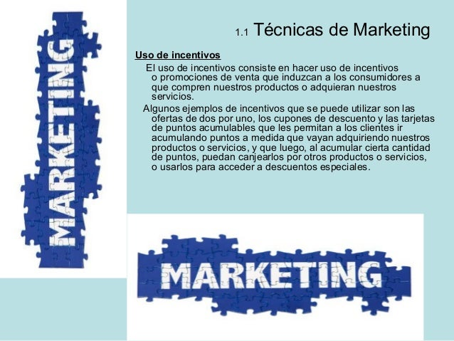 Marketing for Que son tecnicas de oficina