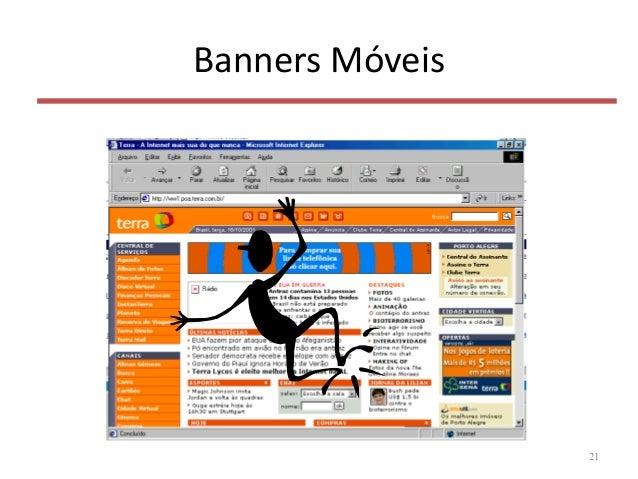 Banners Móveis 21