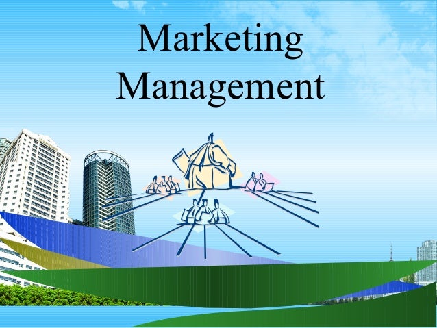 Mba marketing management full notes pdf download mba 2nd sem.