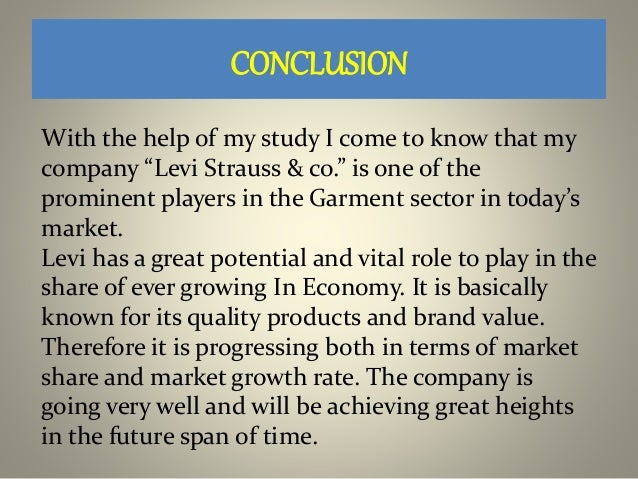 case study levi strauss co 127681 Solution to case study  levis strauss goes global case study 1 levi strauss & company the question we case study levi strauss co 127681 research paper.