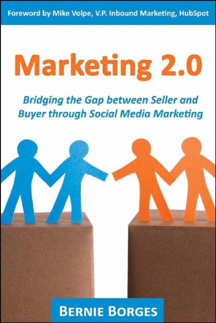 Marketing 2 0  Bridging The  Gap