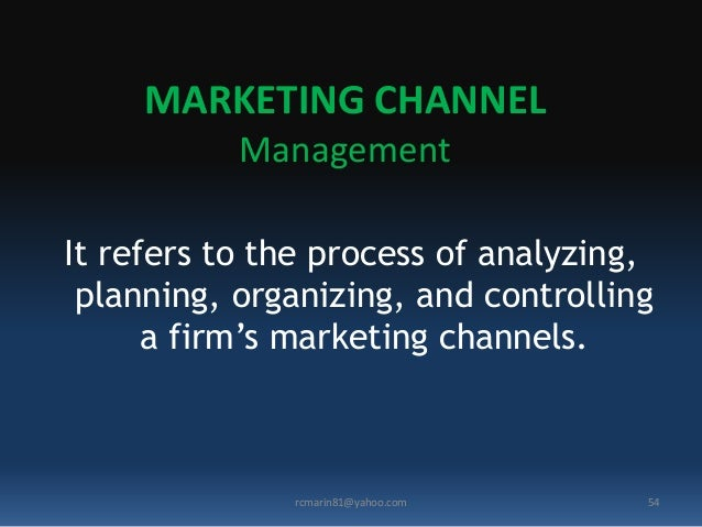 going to market managing the channel Our go-to-market strategy wasn't the only thing i questioned at hubspot   became a manager on my team now leads the entire channel sales.