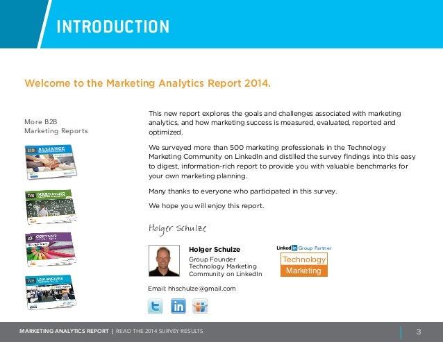 Marketing Analytics Report Slide 3