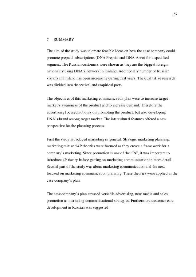 marketing plan pdf free download