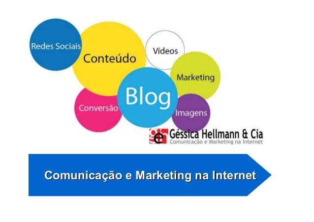Comunicação e Marketing na Internet