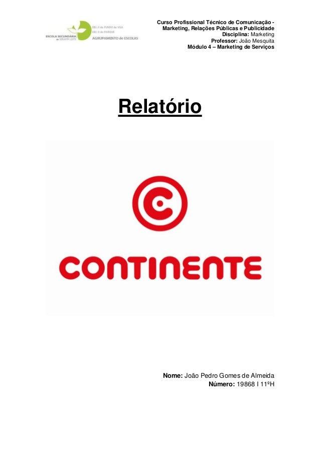 Curso Profissional Técnico de Comunicação -      Marketing, Relações Públicas e Publicidade                             Di...