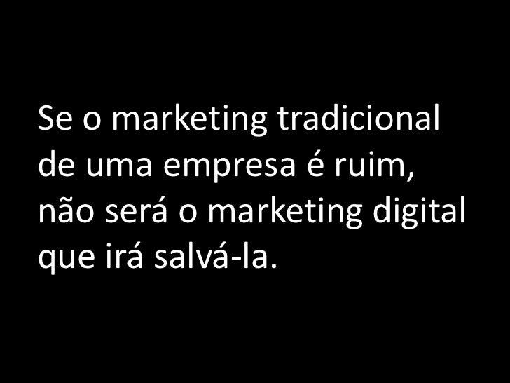 Palestra Marketing Digital - Midias Sociais e Marketing de Busca - Unip