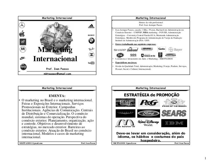 Marketing Internacional                                                Marketing Internacional                            ...