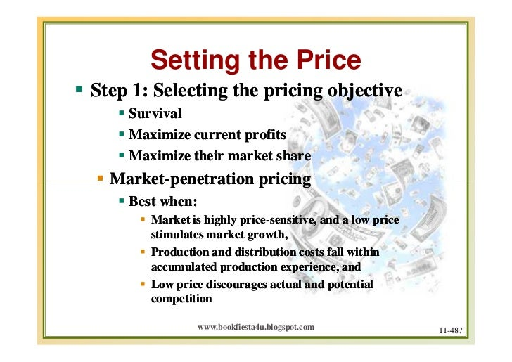 pricing strategies in marketing by philip kotler pdf