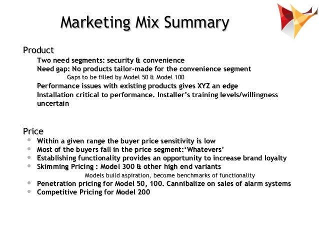 Marketing ...
