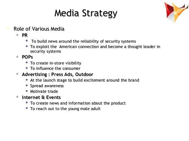 Marketing Strategy Marketing Mix Development Example Of